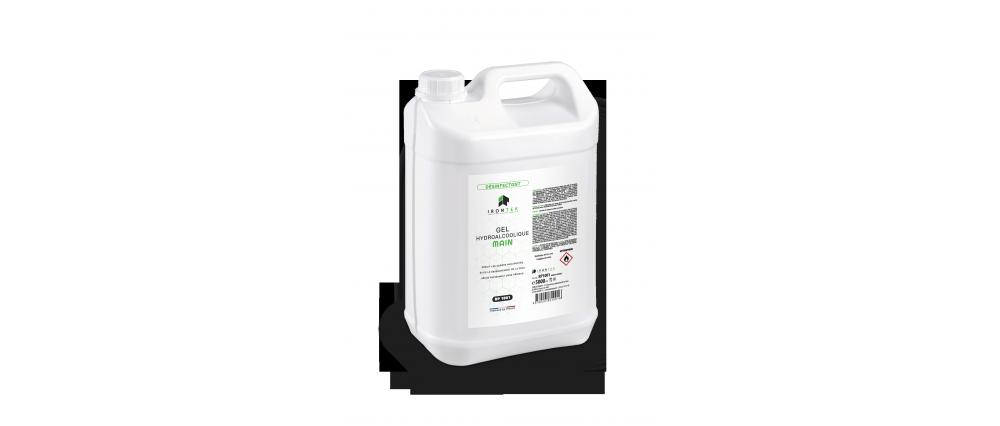 Solution hydro-alcoolique en Bidon de 20 Litres ( selon stock )